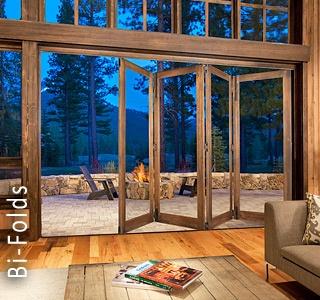 Bi-Fold Windows & Doors - Sierra Pacific