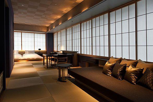 (3ページ目)東京の中心に天然温泉を備える日本旅館 7月20日開業!「星のや東京」徹底解剖|東京に誕生した新たなる「星野リゾート」|CREA WEB(クレア ウェブ)