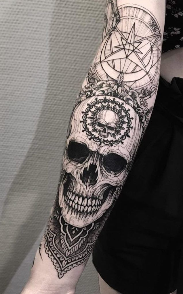 Tatuagens Femininas No Antebraço → 150 Ideias Incríveis para se Inspirar – T …   – Tattoos