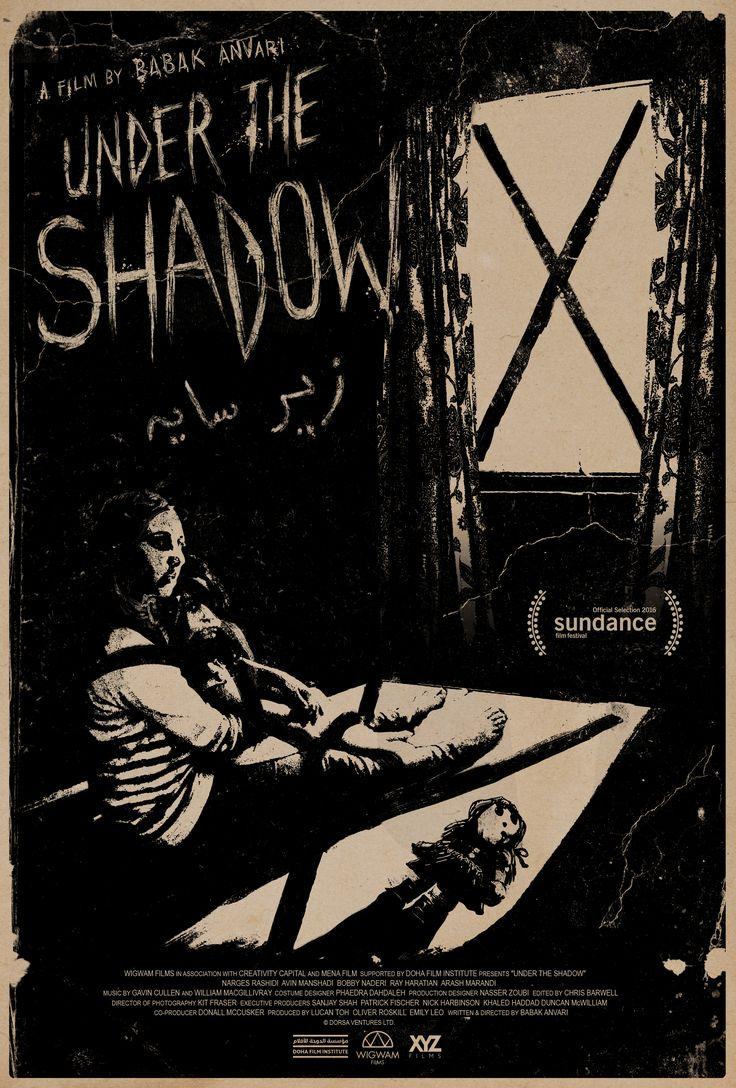 Babak anvari under the shadow horror movies