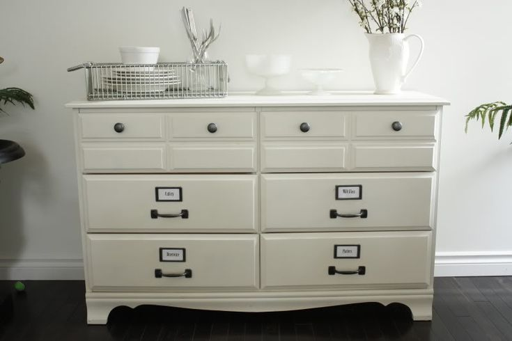 How To Paint A Dresser White Dining Rooms Idea Furniture Rehab Veneer