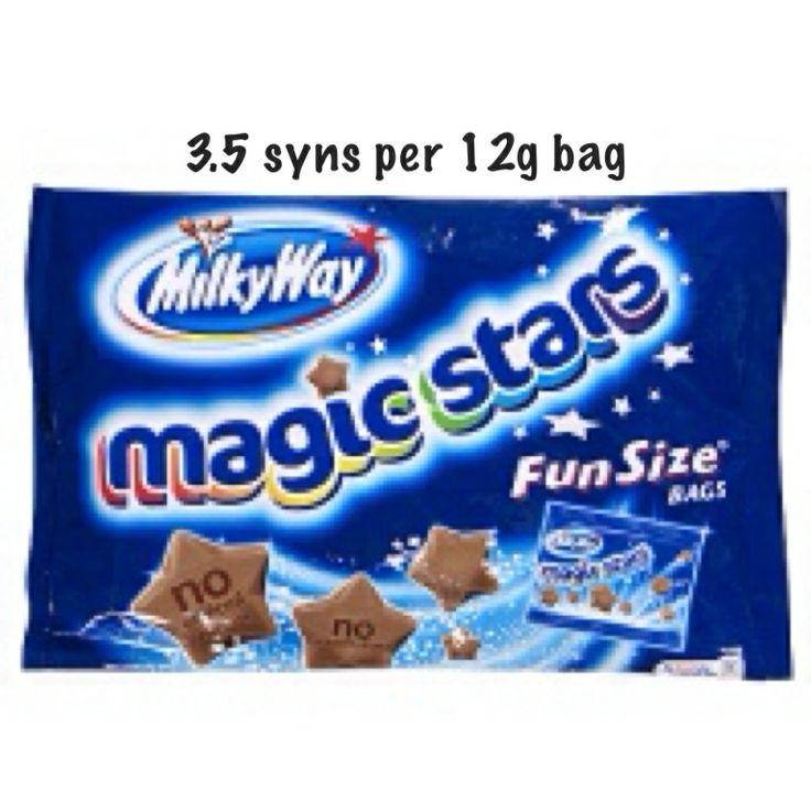 Magic Stars 12g 3.5 syns