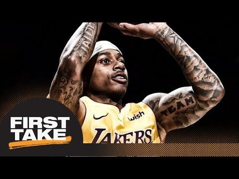 First Take debates if Isaiah Thomas deserved to be traded to Lakers | First Take | ESPN - YouTube