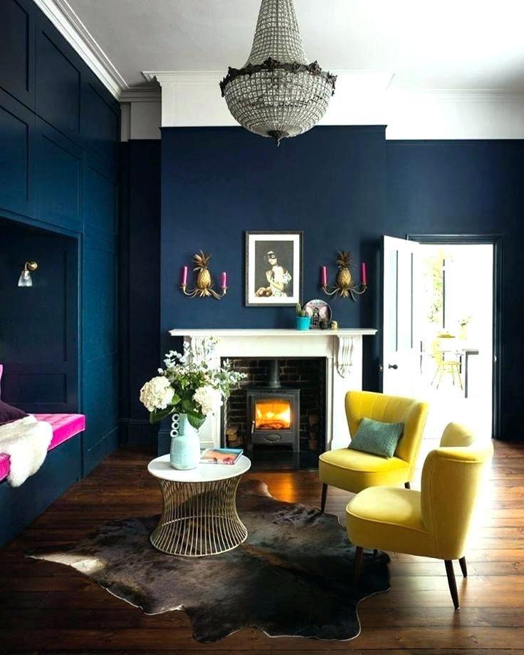 Image Result For Dark Living Room Walls Blue Living Room Dark Living Rooms Living Room Designs