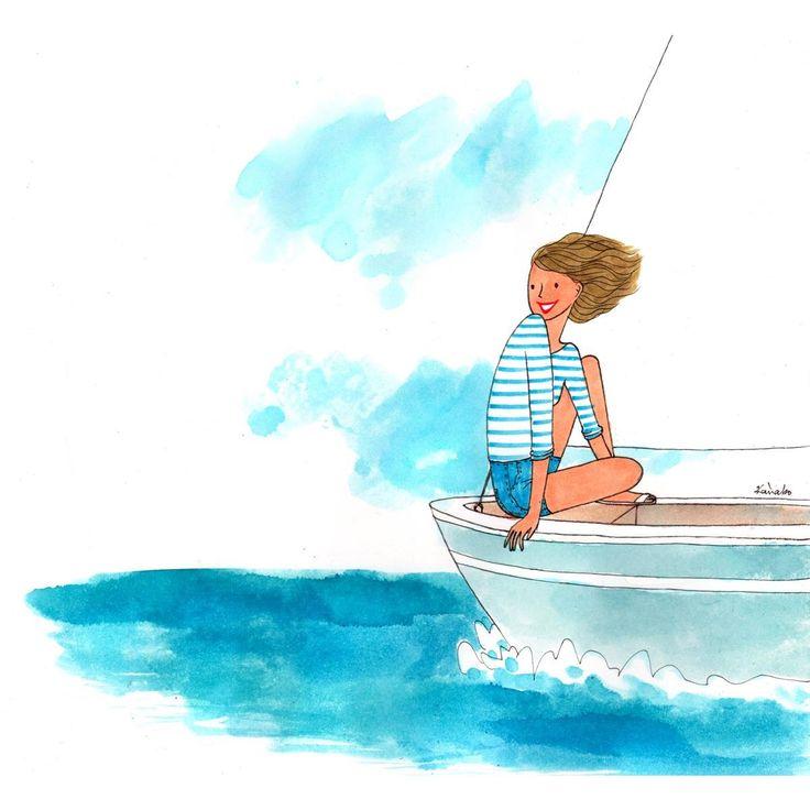 #illustration #vacances