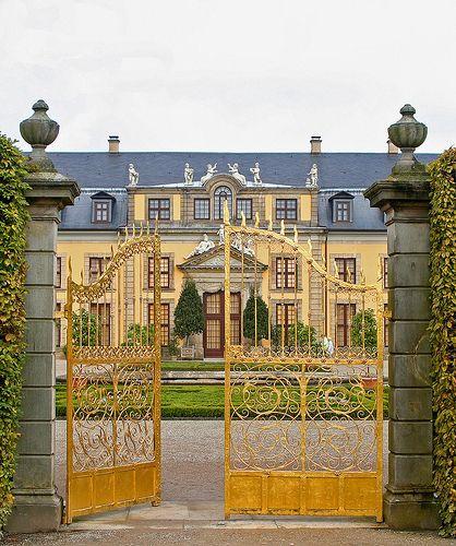 Schloss Herrenhausen, Hannover, Deutschland