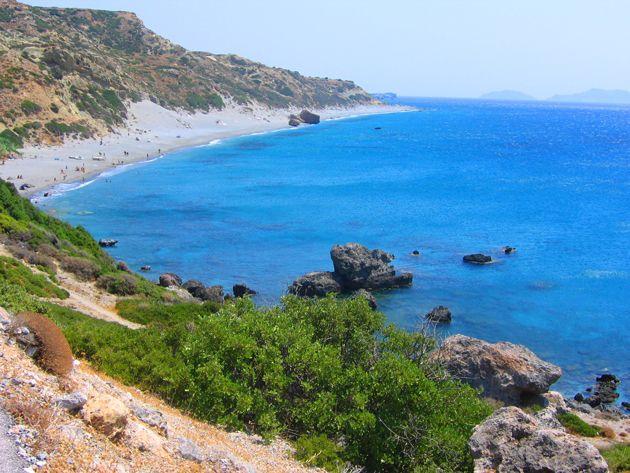 Ligres beach #rethymno #greece #crete #summer_in_crete #beach