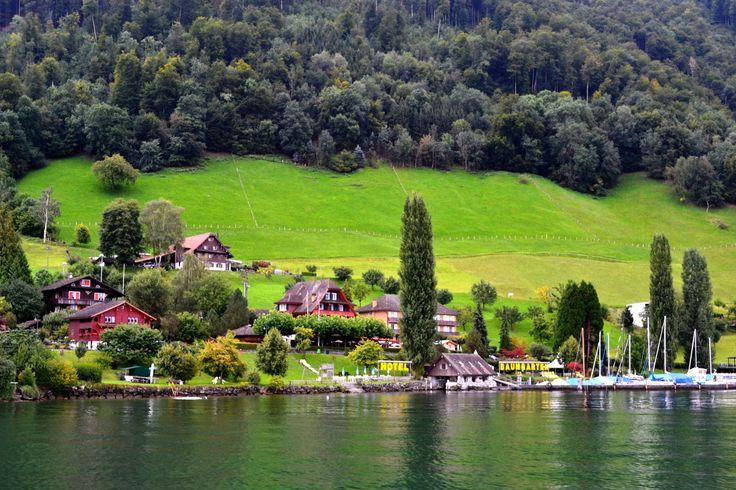 Switzerland, Lucern (lake)