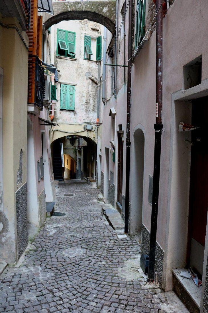 Camporosso (IM) - Via Alessandro Volta
