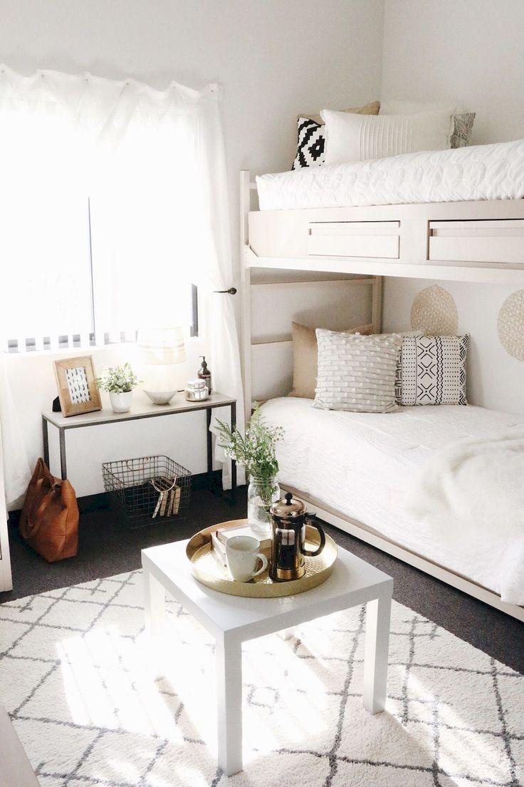 Gorgeous 25 Cool Dorm Room Organization Ideas on A Budget https://decorapartment.com/25-cool-dorm-room-organization-ideas-budget/