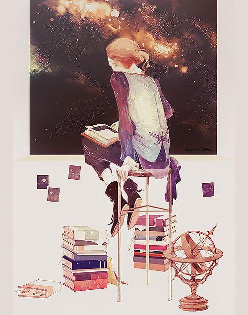 Illustration art girl cute fashion anime kawaii beautiful perfect style draw manga pixiv books amazing image anime art girl draw universo