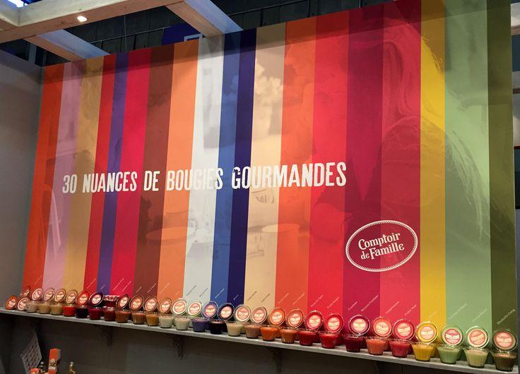 1000 images about bougies gourmandes on pinterest jelly - Comptoir de famille salon de provence ...