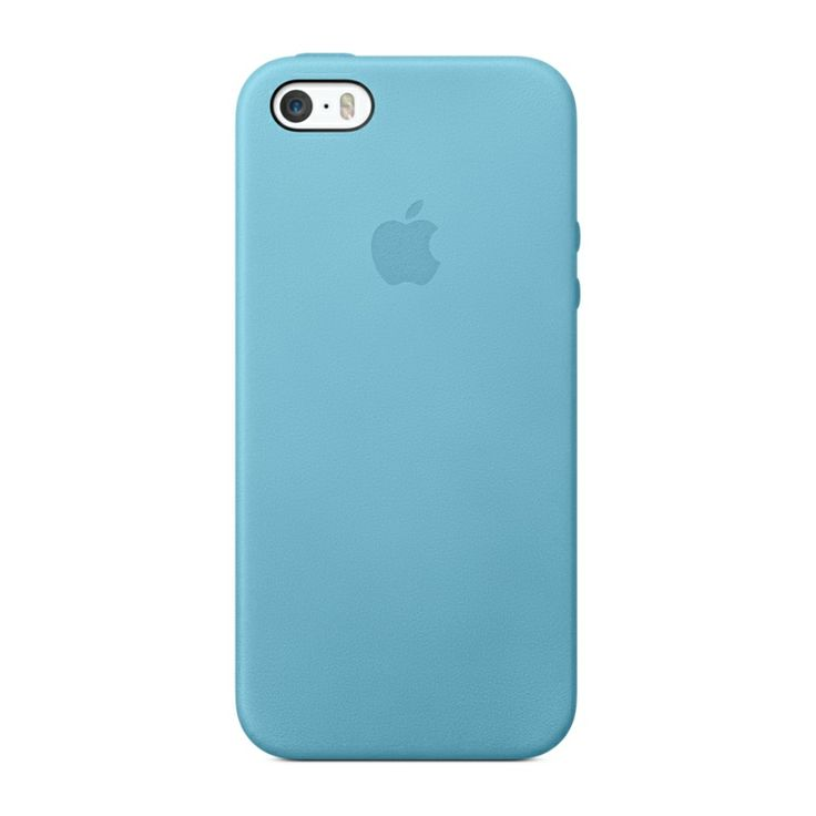 iPhone 5s Case - Blue - Apple Store (U.S.) $40