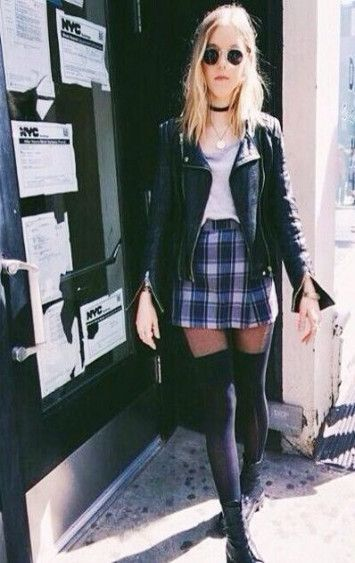 66+ ideas for fashion edgy grunge hipster plaid