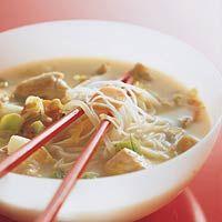 Recept - Maleisische kippensoep - Allerhande