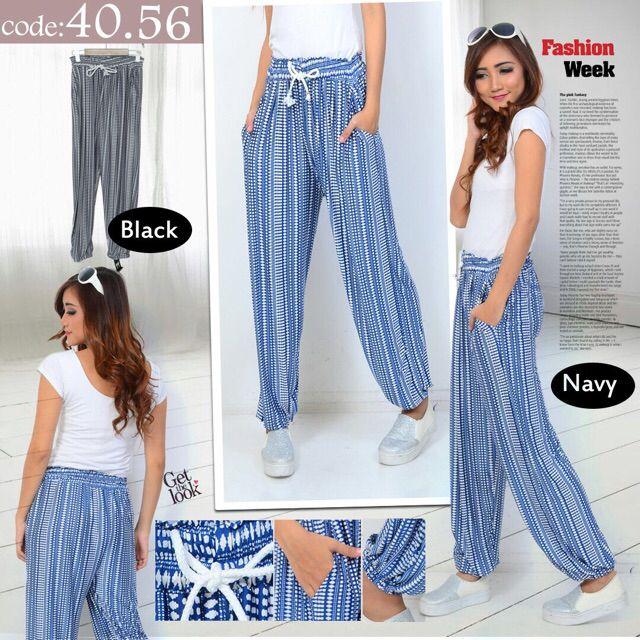 Saya menjual Celana joger / celana panjang wanita seharga Rp65.000. Dapatkan produk ini hanya di Shopee! http://shopee.co.id/ichashandria/60389396 #ShopeeID