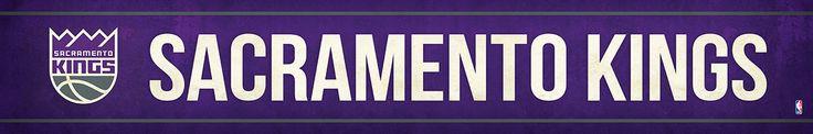 Sacramento Kings Street Banner $19.99