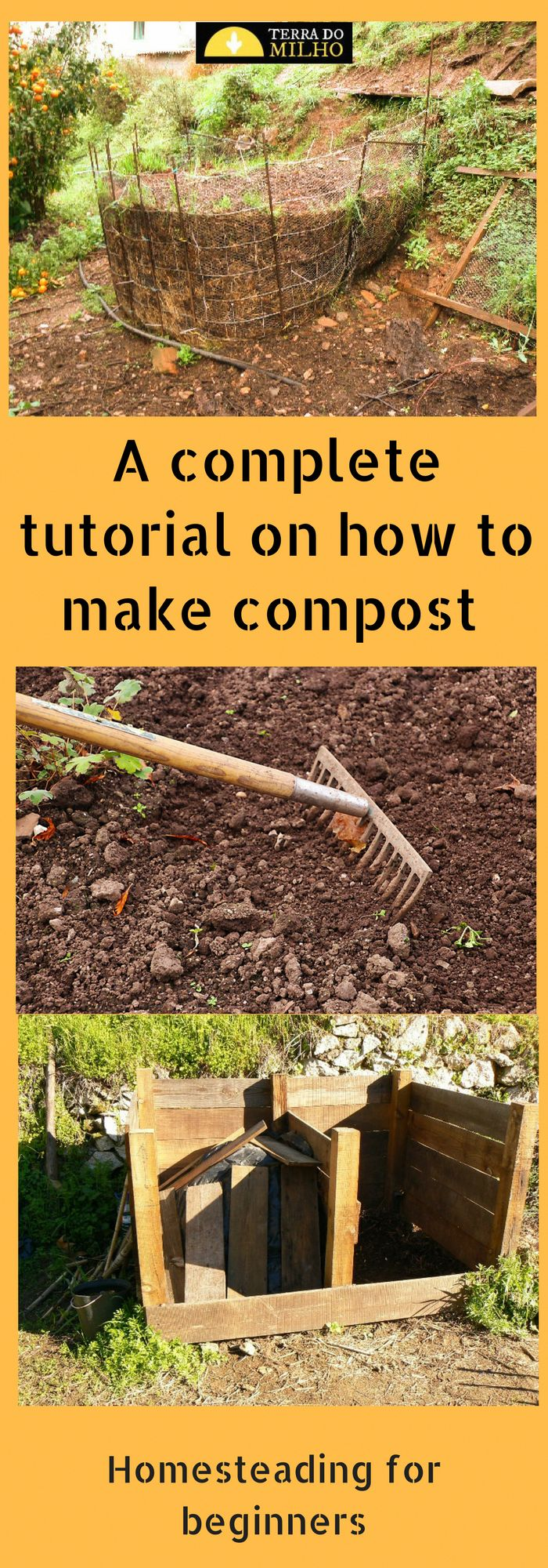 how to make compost for vegetable garden