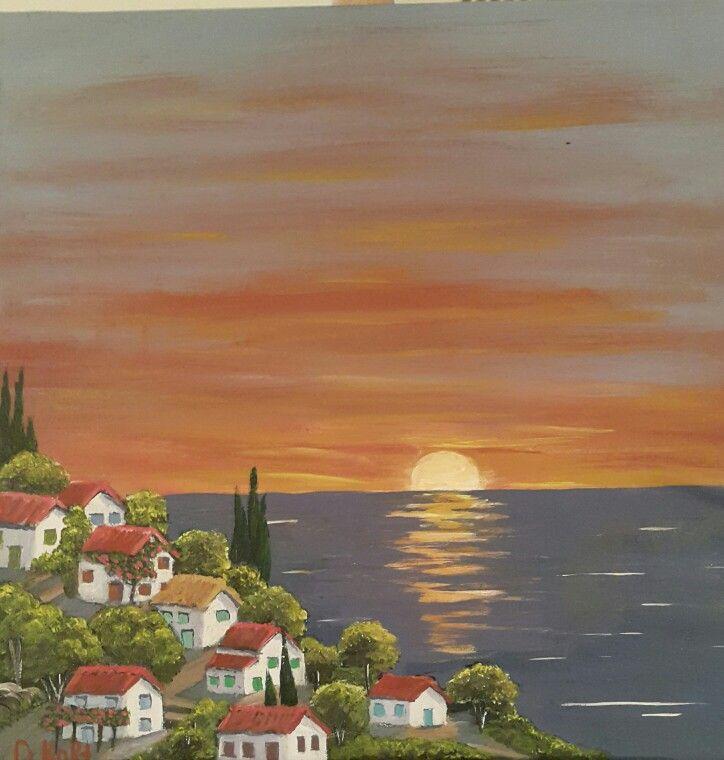 22/11/15 akrylik on canvas.#painting #art
