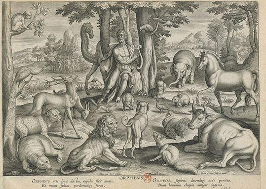 Orphée (Circulus vicissitudinis…) - Adam van Oert