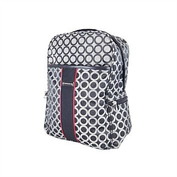Briscoes - Swiss Gear Florence Backpack Red 40cm