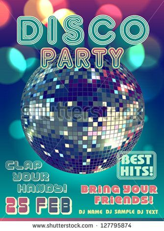 Best 25 Disco Theme Parties Ideas On Pinterest 70s Party Decorations 70s Party And Disco Party