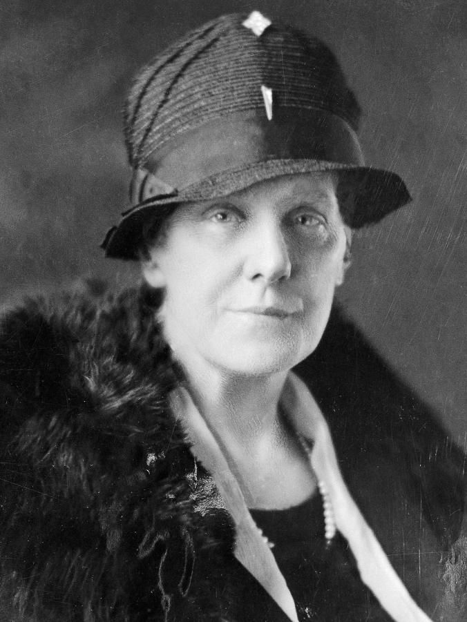 Mother's Day! Photograph of Anna Jarvis, she was the driving force behind the first Mother's Day observances in 1908. #iamthatgirl