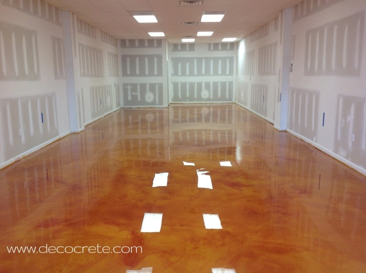 Metallic Epoxy Interior Flooring New Jersey Decorative