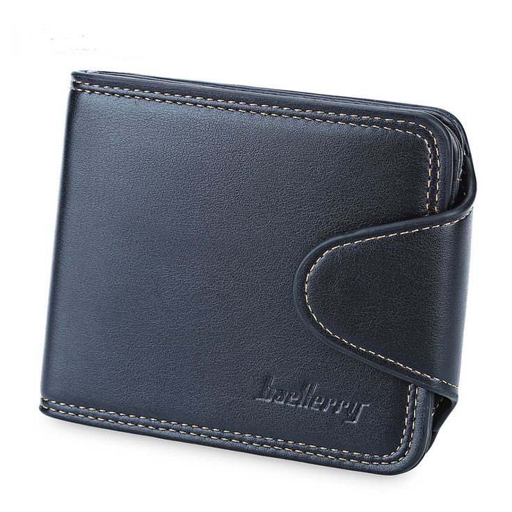 Wallet Men Luxury Brand Wallets Short Wallet For Credit Cards carteira Solid Male Purse portefeuille homme Fashion Men's Bags