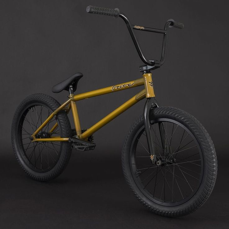 The 2016 Orion in semi-translucent brown! Also available in matte black with dark gold parts!  Visit Flybikes.com for full details on the bike!  #bmx #flybikes #bike #bicycle #style #2016