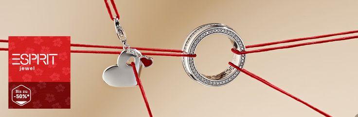 Esprit Jewels: Schmuck mit kalifornischem Esprit für Sie- brands4friends.de