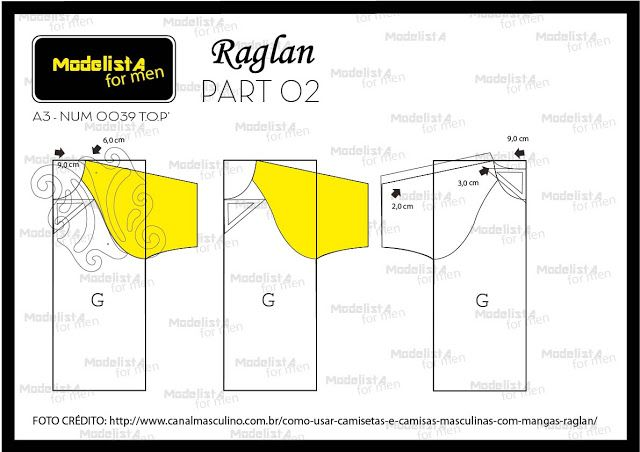 ModelistA: A3 NUM 0039 RAGLAN
