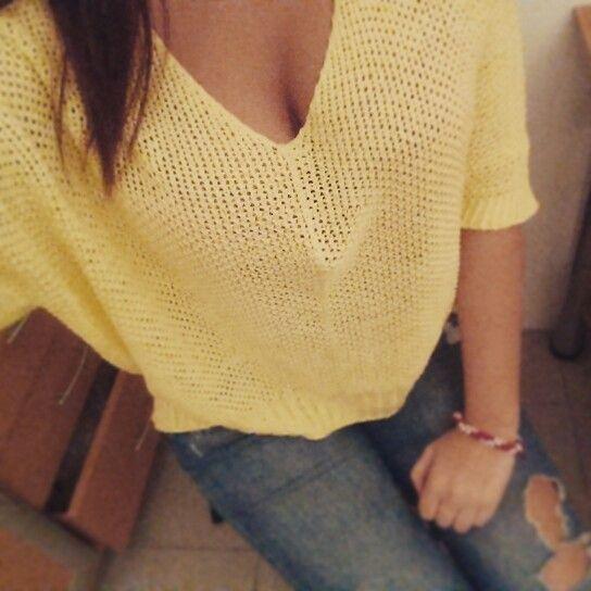 Yellow flicker