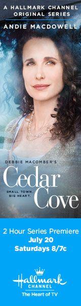 Debbie Macomber's Cedar Cove | Hallmark Channel