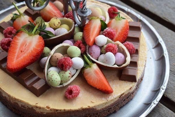 Glasstårta med kaffe och chokladtryffel | Smaskelismaskens | Bloglovin'