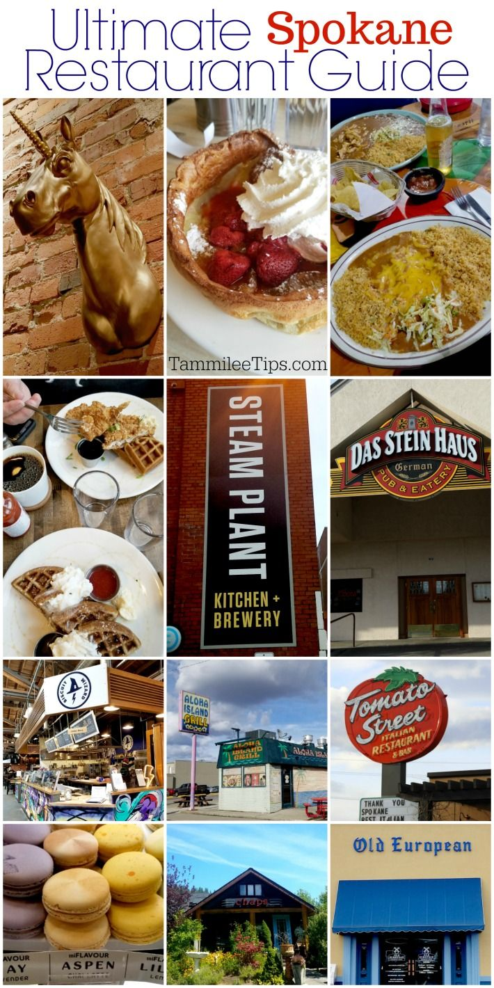 From Downtown Spokane Restaurants To The Valley And West Plains We Have You Covered With Top In Where Eat What Best