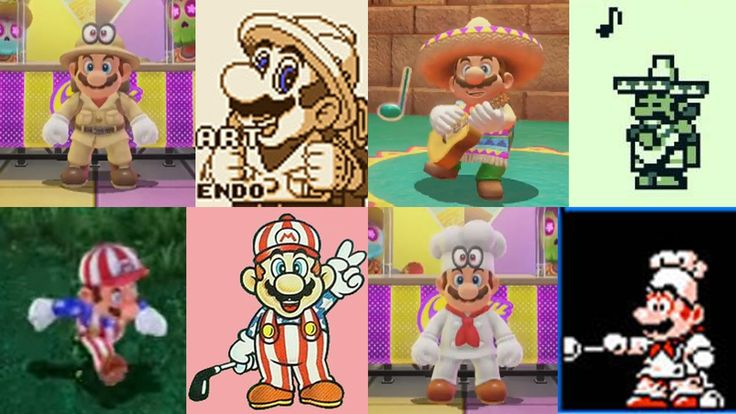 Mario, el Maestro del Disfraz (Super Mario Odyssey [Act.] Super Mario Odyssey: Evento de Super Mario Run disponible, mapa, trajes, detalles y mucho más