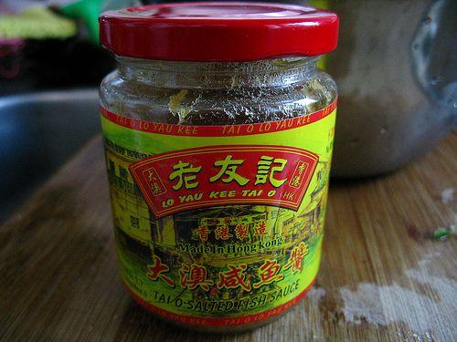 chinese pan fried pork patty salted fish sauce recipe