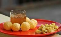 Golgappe, panipuri, puchka recipe.