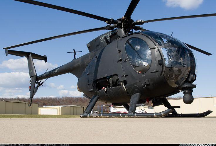 "AH-6 ""Little Bird"" (Black Hawk Down, Battle of Mogadishu)"