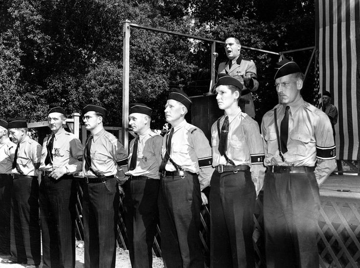 American Nazis in the 1930s—The German American Bund - The Atlantic