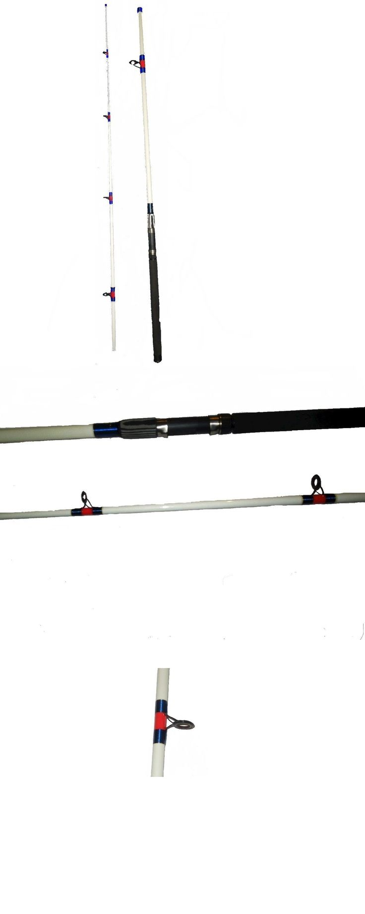 Surf Rods 56734: 10 Ft. Saltwater Surf Fishing Rod By Eat My Tackle Warehouse Sale! Make Offer! -> BUY IT NOW ONLY: $65 on eBay!