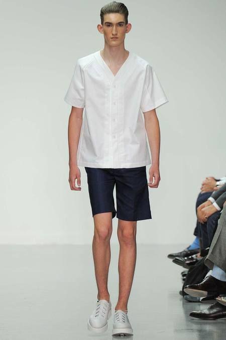 Lou Dalton   Spring 2015 Menswear Collection   Style.com