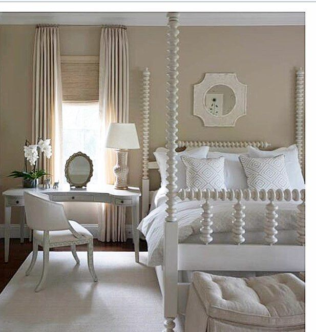 Phoebe Howard On Instagram A Guest Room With Our Southampton Bed From Mr And Mrs Howard For Sherr Small Bedroom Remodel Remodel Bedroom Guest Bedroom Remodel