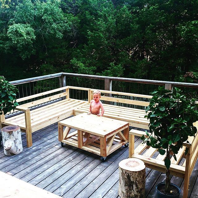 Backyard Oasis Ideas: 1000+ Images About Outdoor Furniture Tutorials On