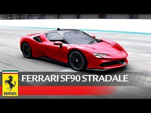 Ferrari SF90 Stradale Is A 986bhp Hybrid Monster