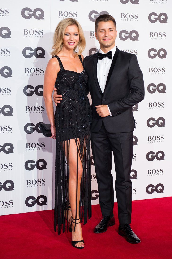 Strictly Come Romancing: All the Couples From the Celebrity Ballroom Rachel Riley and Pasha Kovalev