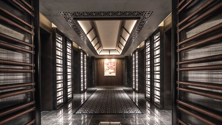 Restaurant-The Dynasty Restaurant, Hong Kong | AB Concept | Storytellers of Space