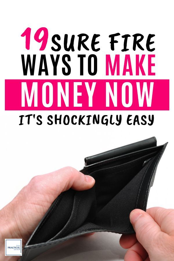 I Need Money: 19 Super Actionable Tips to Make Money Fast