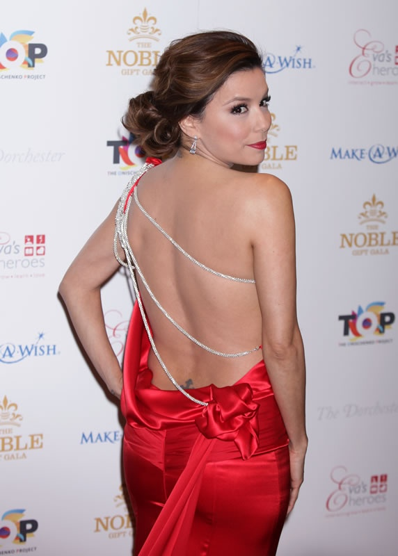 Eva Longoria is a famous American star